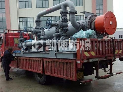 氢气电加热器设备
