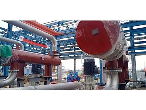 氢气电加热器制造商