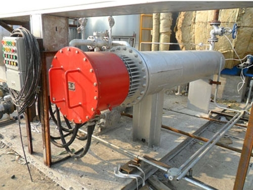 管道防爆电加热器