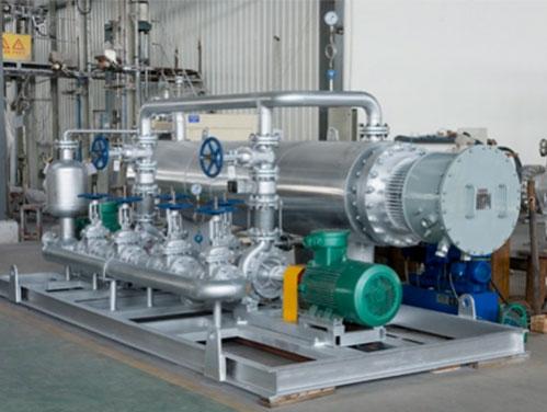 工业熔喷布电加热器