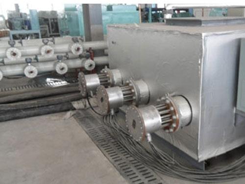 熔喷布电加热器设备
