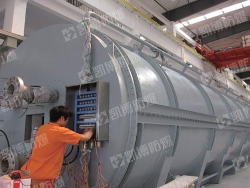 大型高温空气电加热器