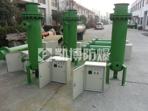 工业防爆空气电加热器