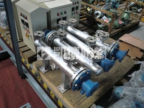 天然气加热器设备