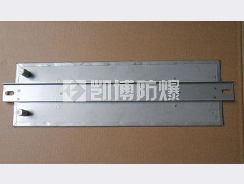 灰斗板式加热器