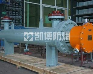 防爆集束式管道电加热器的产品特点是什么?