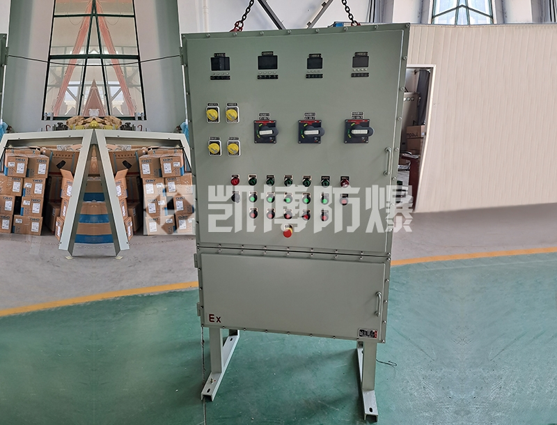电加热器配套电气控制柜