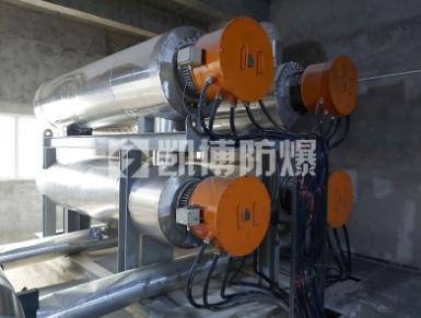防爆电加热器的安全标准是什么?