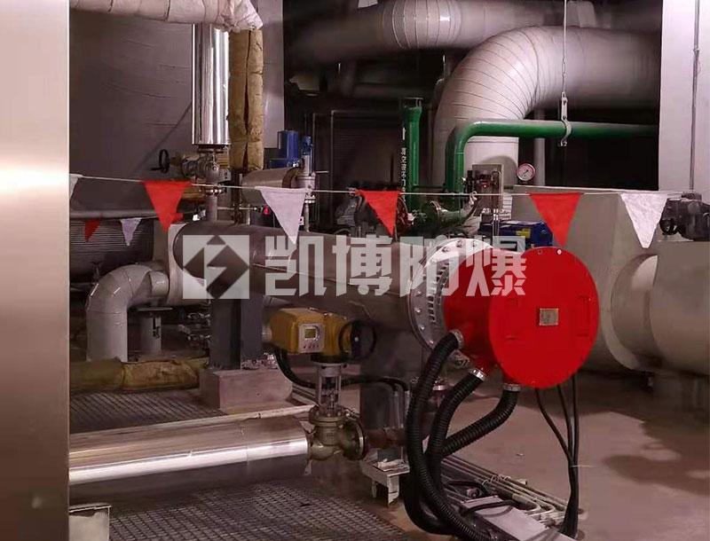 浙能电厂轴封电加热器