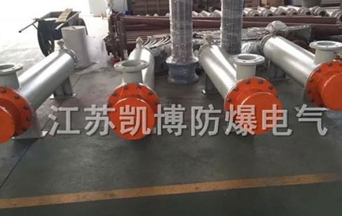 电加热器的内部高温循环系统有氧化镁铝?